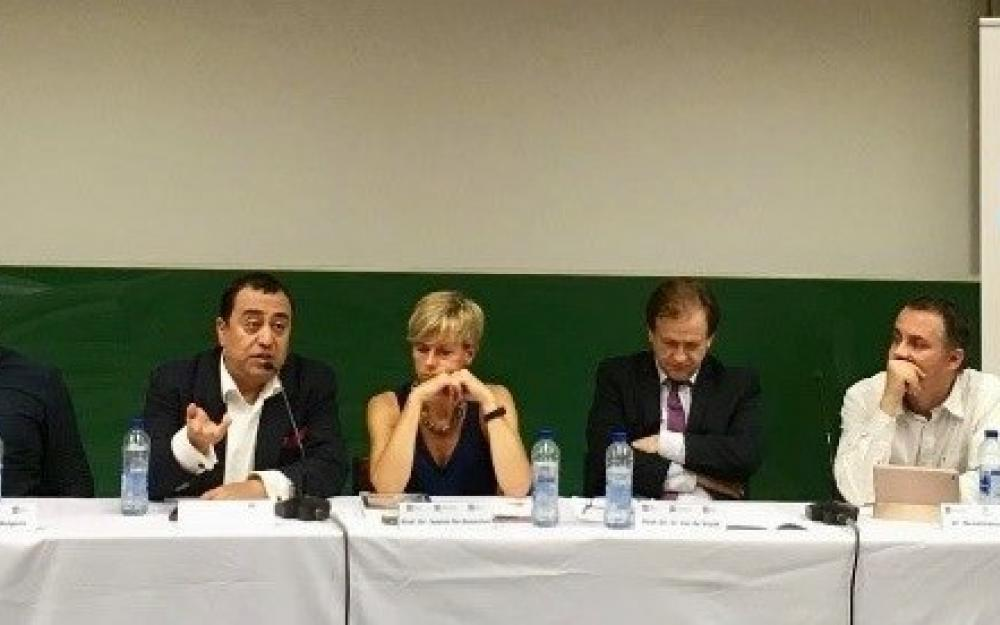 """RIESAL estuvo presente en la sesión académica: """"Construyendo puentes entre América Latina y Europa, a través de la educación y la cooperación científica"""""""