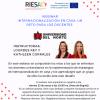 Cuarto webinar de RIESAL a cargo de UNINORTE